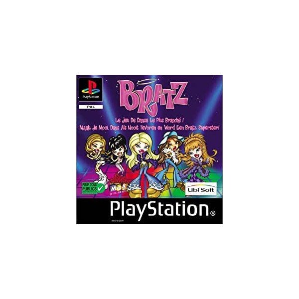 BRATZ PS1 PAL-EURO OCCASION