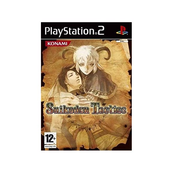 SUIKODEN TACTICS PS2 PAL FR OCCASION SANS NOTICE