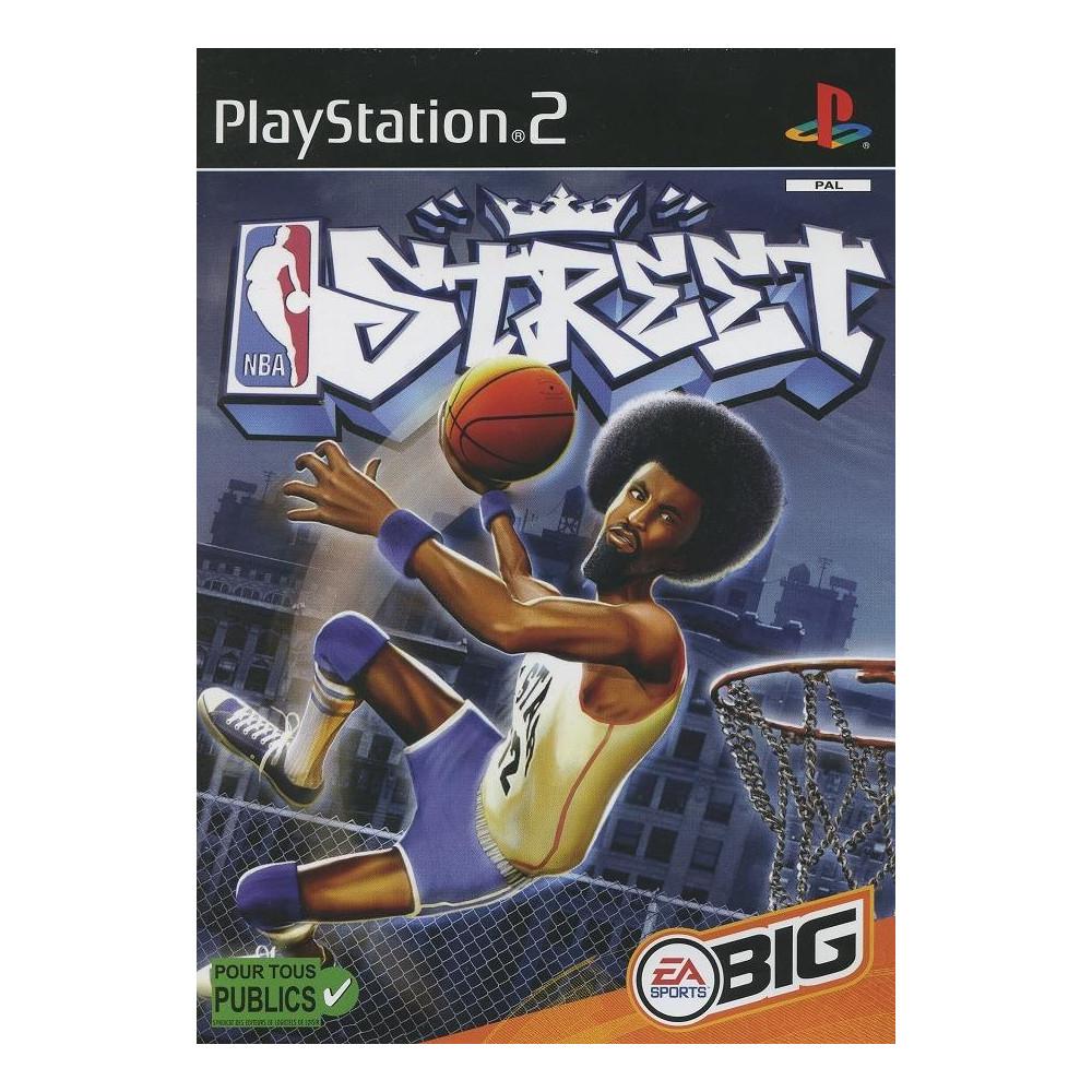 NBA STREET PS2 PAL-FR OCCASION SANS NOTICE