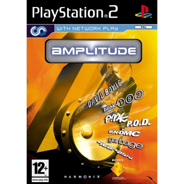 AMPLITUDE PROMO DISK PS2 PAL-FR OCCASION