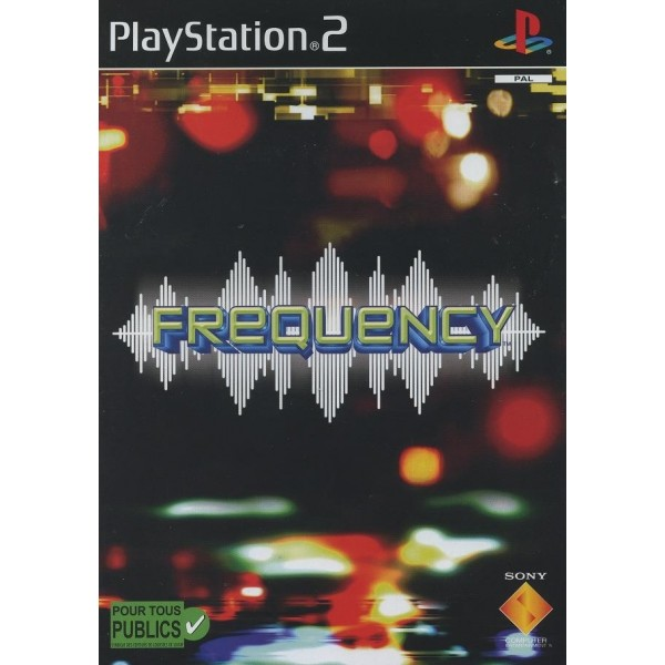 FREQUENCY PS2 PAL-FR OCCASION SANS NOTICE