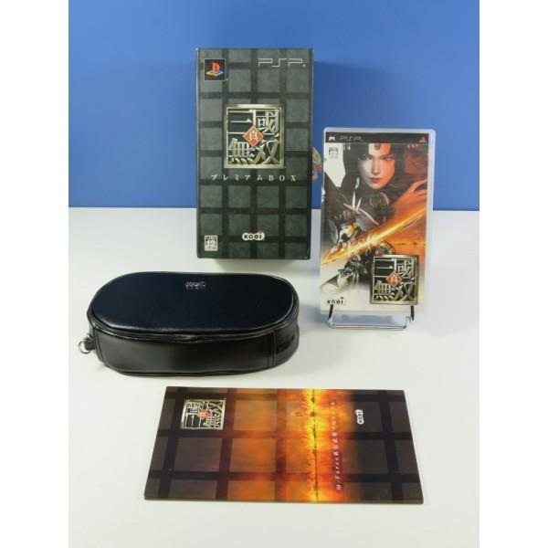 SHIN SENGOKU MUSOU PREMIUM BOX SONY PSP JPN (COMPLET - GOOD CONDITION)