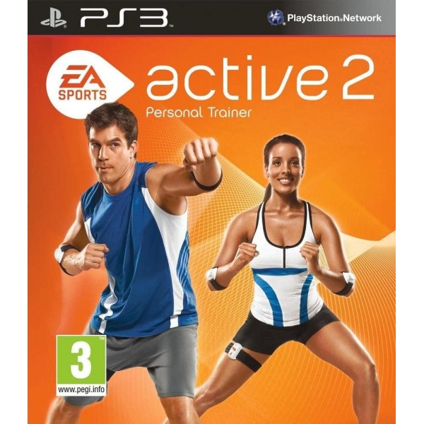 EA SPORTS ACTIVE 2 PS3 FR OCCASION