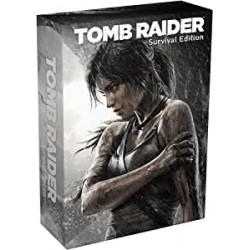 TOMB RAIDER SURVIVAL EDITION PS3 PAL-FR OCCASION