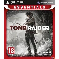 TOMB RAIDER ESSENTIALS PS3 FR OCCASION