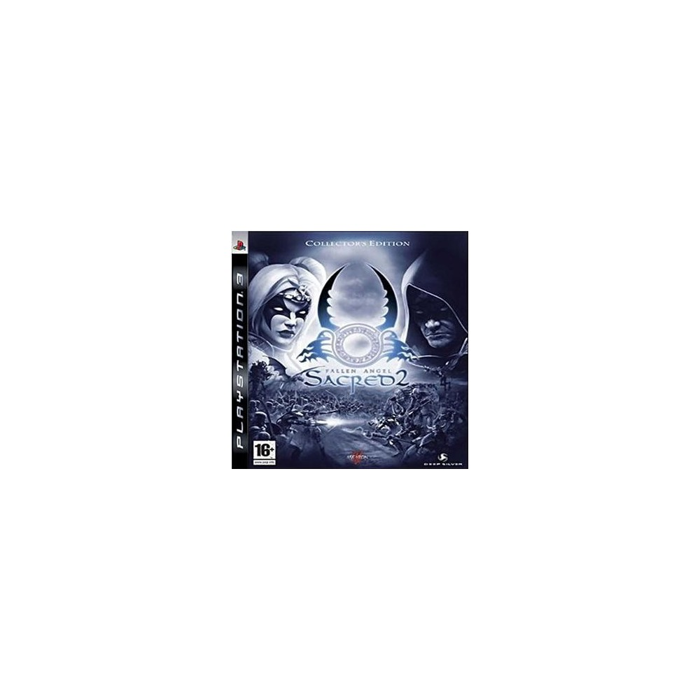 SACRED 2 FALLEN ANGELS COLLECTOR S EDITION PLAYSTATION 3 (PS3) PAL-FR OCCASION