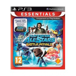 PLAYSTATION ALL STARS BATTLE ROYALE ESSENTIALS PS3 FR OCCASION