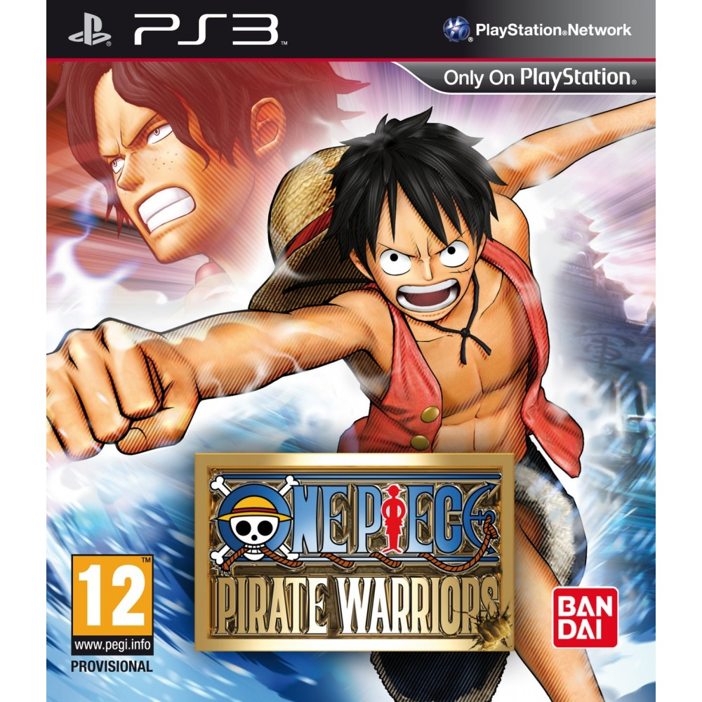 ONE PIECE PIRATE WARRIORS COLLECTOR S EDITION (+ MAQUETTE) PLAYSTATION 3 (PS3) PAL-FR OCCASION