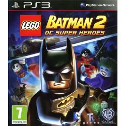 LEGO BATMAN 2 : DC SUPER HEROES PS3 FR OCCASION SANS NOTICE