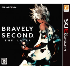 BRAVELY SECOND 3DS NTSC-JPN OCCASION