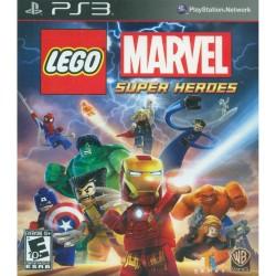 LEGO MARVEL SUPER HEROES PS3 NTSC-USA OCCASION JEU EN FRANCAIS