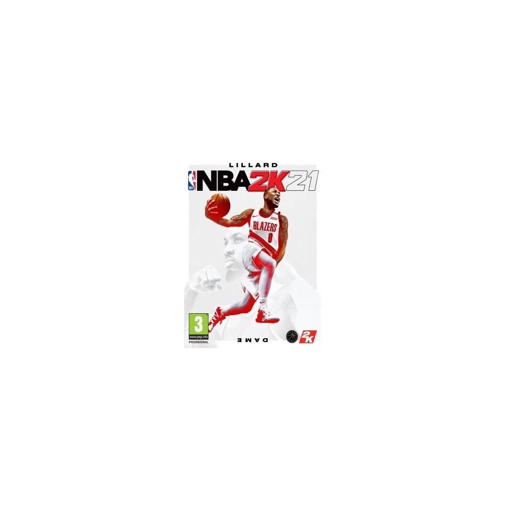 NBA 2K21 PS4 FR OCCASION