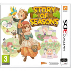 HARVEST MOON STORY OF SEASONS 3DS VF OCC