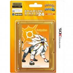 POCKET MONSTER CARD CASE 24 SOLGALEO 3DS JPN NEW