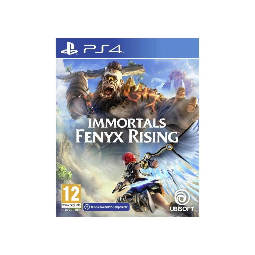IMMORTALS FENYX RISING - PS4 FR Précommande