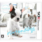NINTENDOGS + CATS FRENCH BULLDOG AND NEW FRIENDS 3DS NTSC-JPN OCCASION