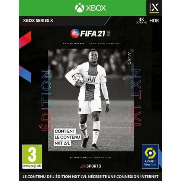 FIFA 21 EDITION NXT LVL XBOX ONE SERIES X FR NEW