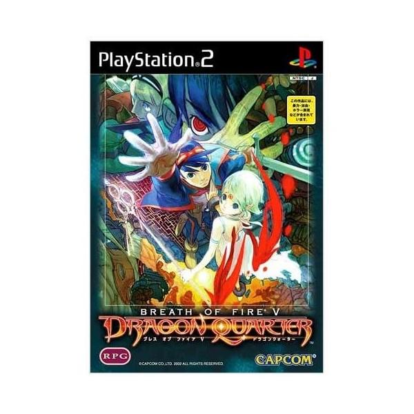 BREATH OF FIRE V DRAGON QUARTER PS2 NTSC-JPN OCCASION