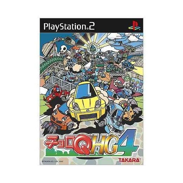CHORO Q HG 4 PS2 NTSC-JPN OCCASION