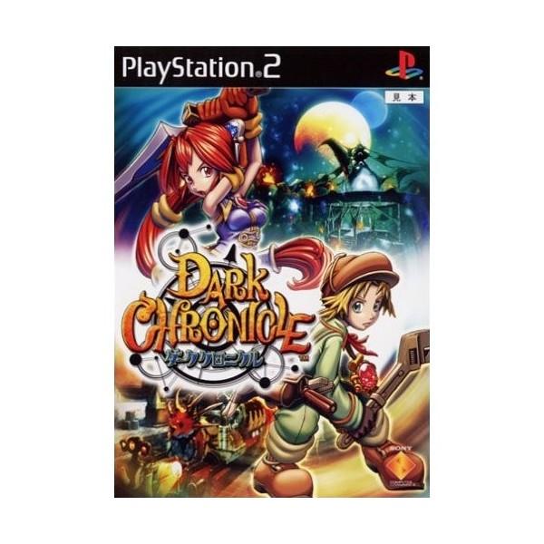 DARK CHRONICLE PS2 NTSC-JPN OCCASION