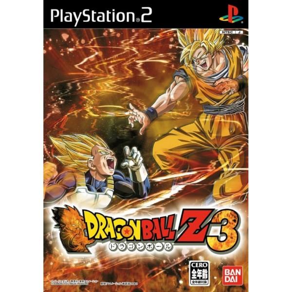 DRAGON BALL Z BUDOKAI 3 PS2 NTSC-JPN OCCASION