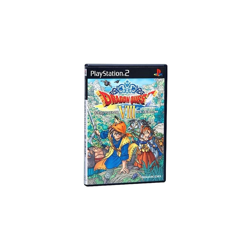 DRAGON QUEST VIII PS2 NTSC-JPN OCCASION