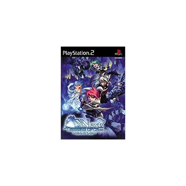 GENERATION OF CHAOS NEXT PS2 NTSC-JPN OCCASION