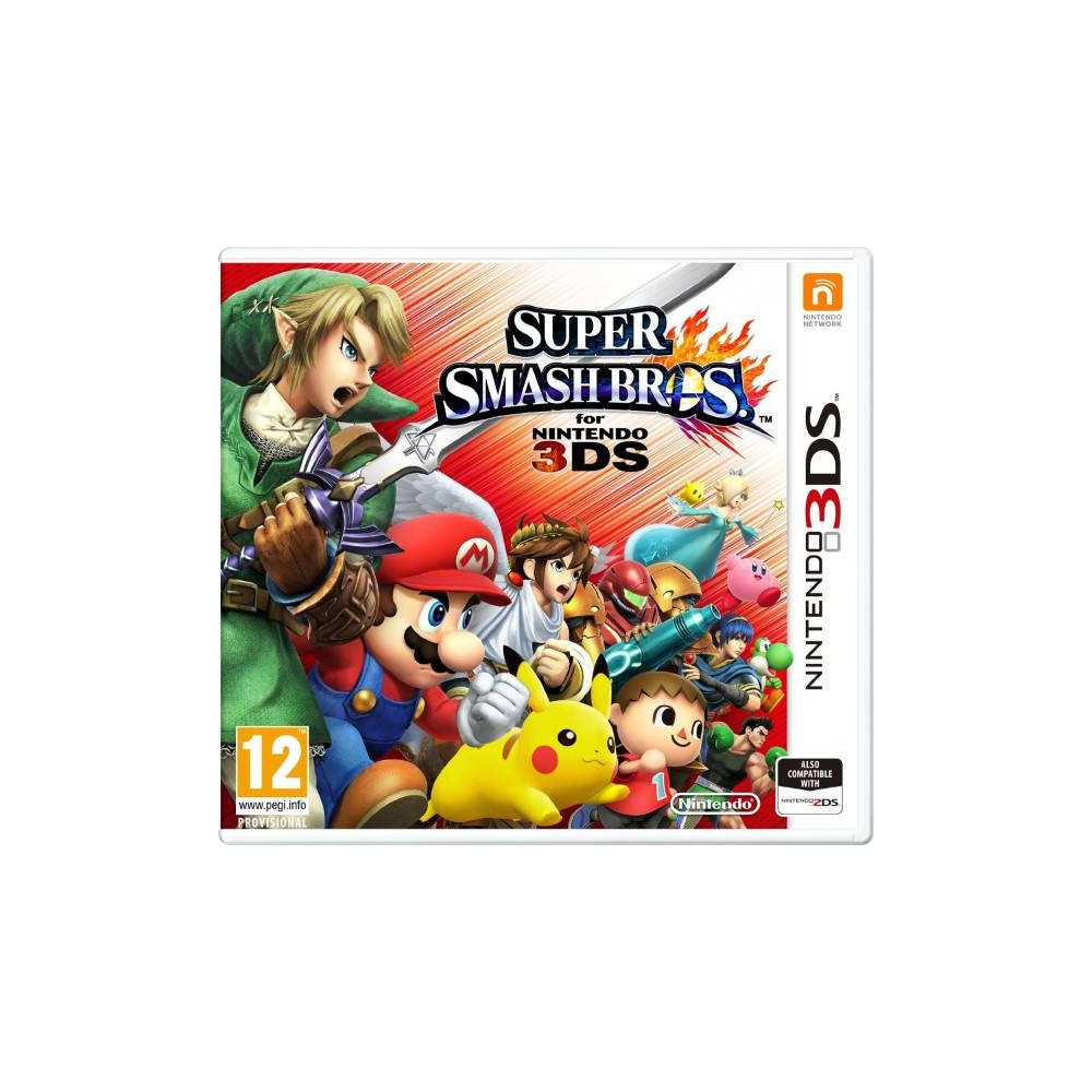 SUPER SMASH BROS BUNDLE VERSION 3DS EURO OCCASION