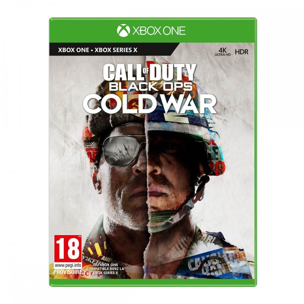 CALL OF DUTY BLACK OPS COLD WAR XBOX ONE FR OCCASION