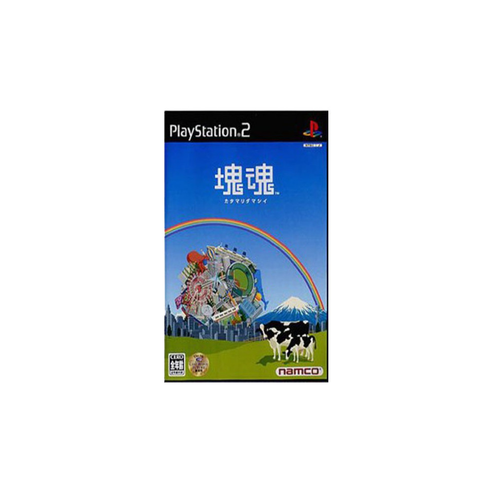 KATAMARI DAMACY PS2 NTSC-JPN OCCASION