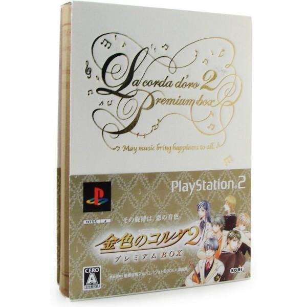 KONJIKI NO CORDA 2 PREMIUM BOX PS2 NTSCJPN OCCASION