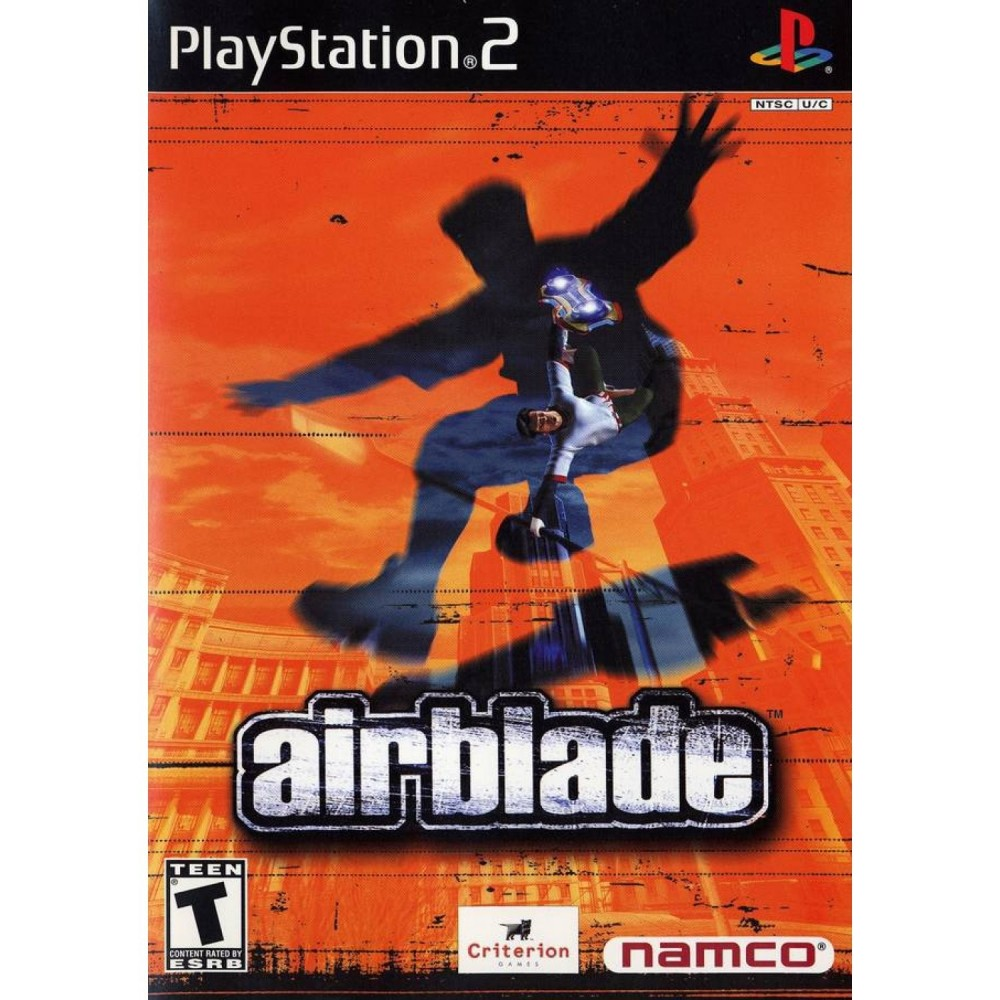 AIRBLADE PS2 NTSC-USA OCCASION