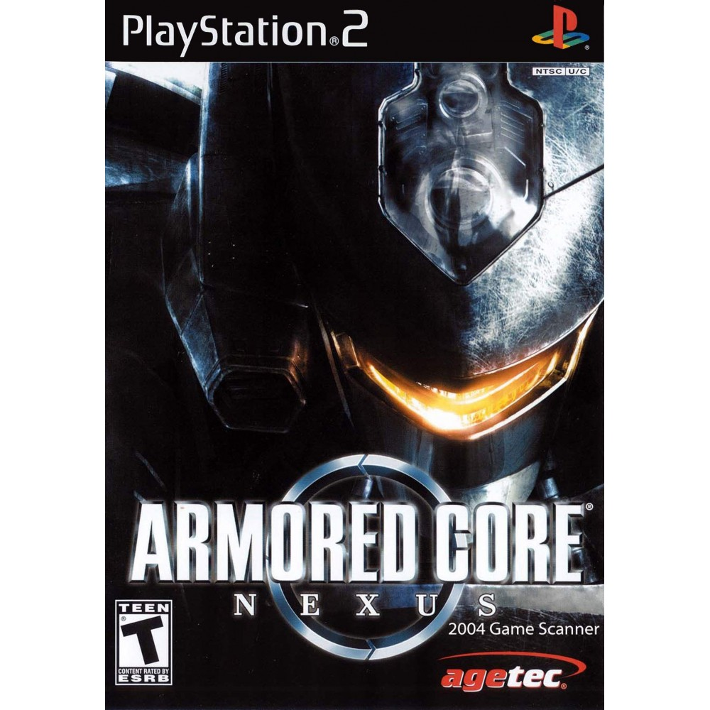 ARMORED CORE NEXUS PS2 NTSC-USA OCCASION