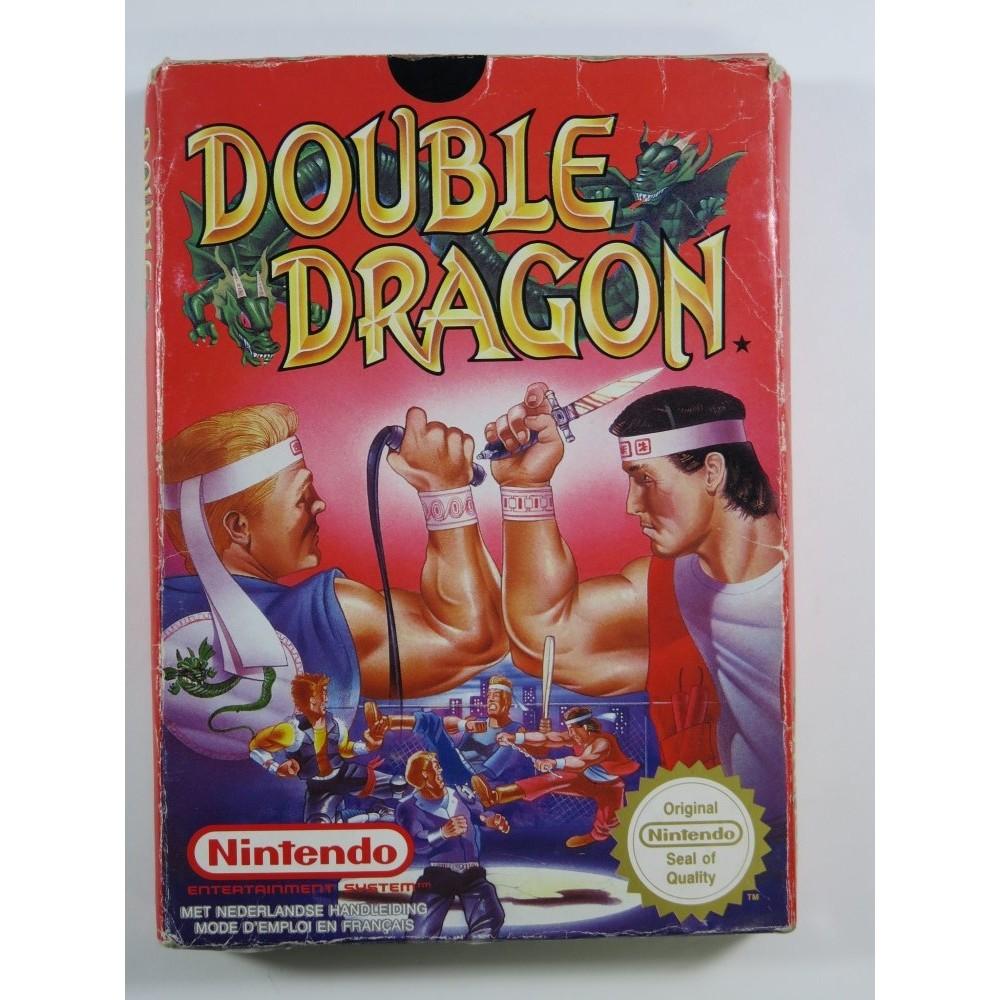 DOUBLE DRAGON NES PAL-B (FAH) (SANS NOTICE)