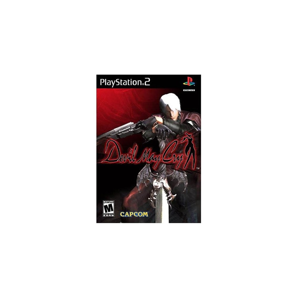 DEVIL MAY CRY PS2 NTSC-USA OCCASION
