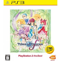 TALES OF GRACES F PS3 THE BEST PS3 JPN OCCASION