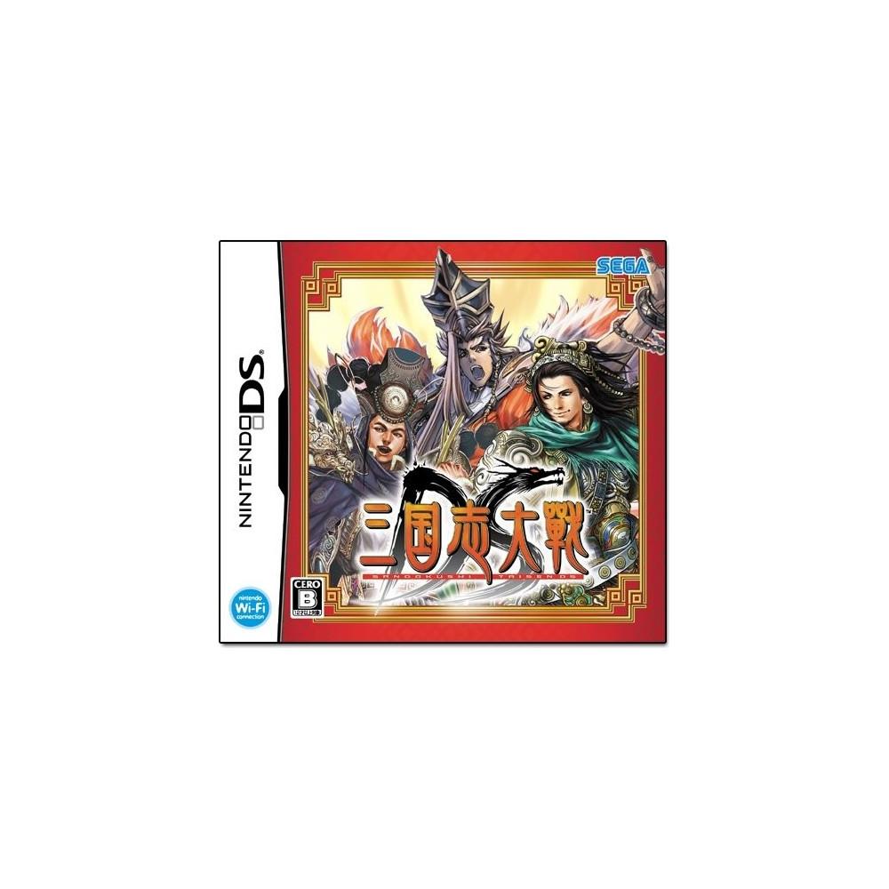SANGOKUSHI TAISEN DS NDS JPN OCCASION