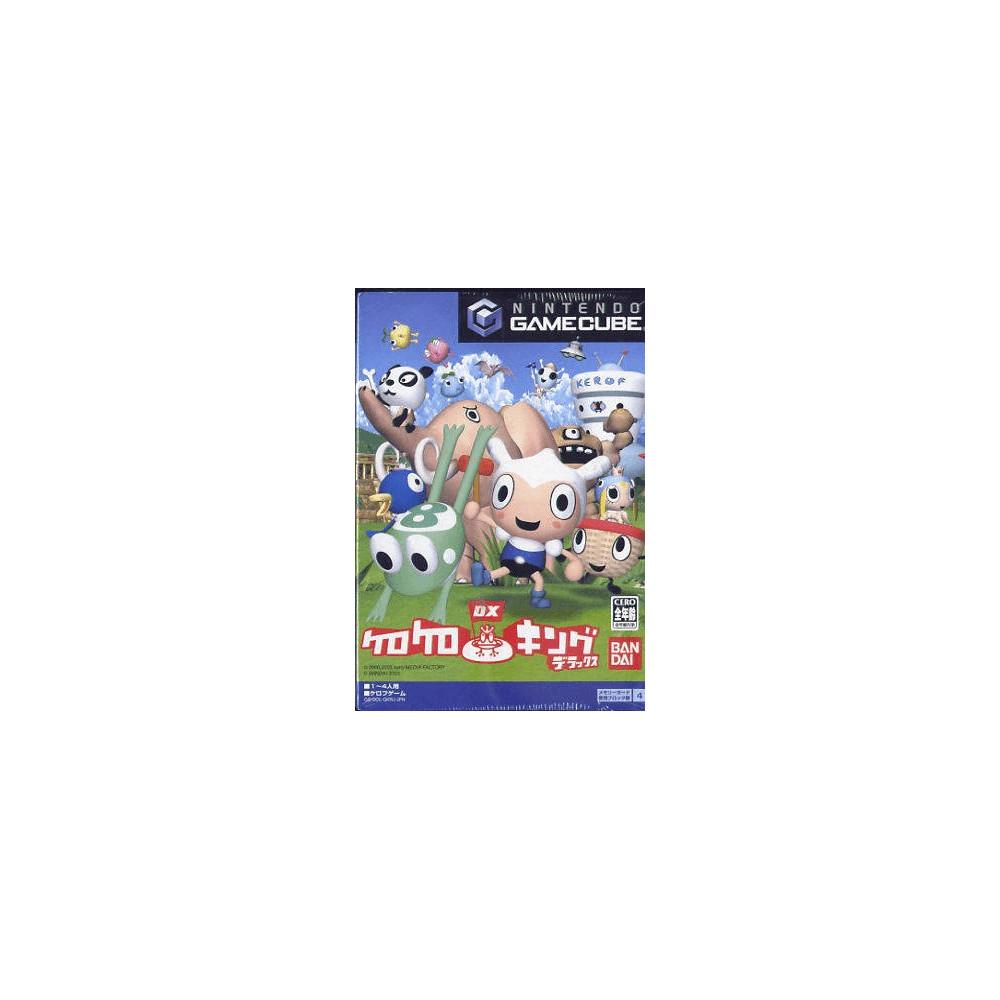 KERO KERO KING DX GAMECUBE NTSC-JPN OCCASION