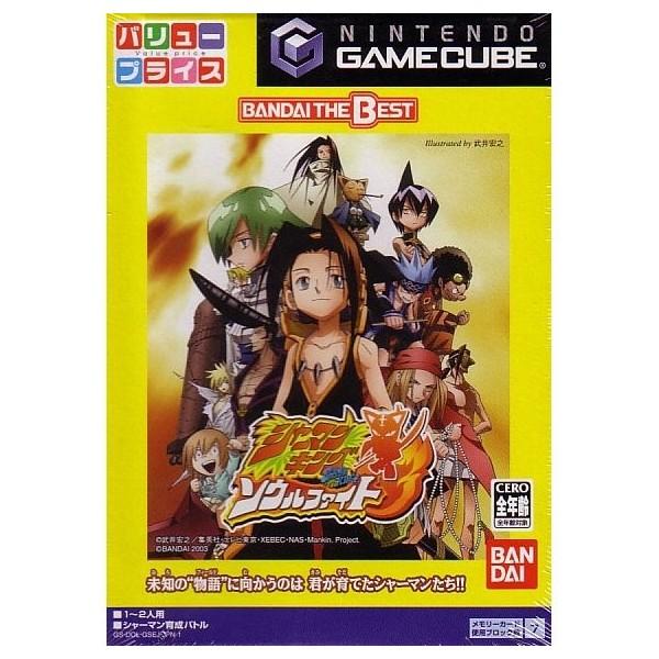 SHAMAN KING SOUL FIGHT GAMECUBE NTSC-JPN OCCASION