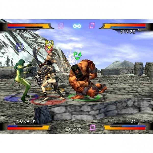 WARRIOR BLADE GAMECUBE NTSC-JPN OCCASION