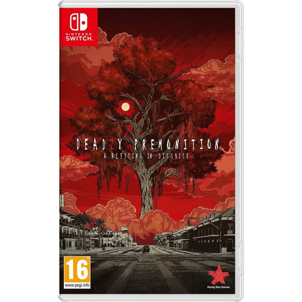 DEADLY PREMONITION 2 A BLESSING IN DISGUISE SWITCH FR OCCASION