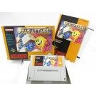 PAC-ATTACK SUPER NINTENDO (SNES) PAL-FAH (COMPLETE - VERY GOOD CONDITION)