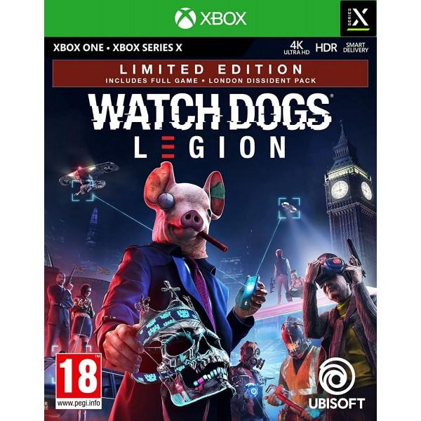 WATCH DOGS LEGION XBOX ONE FR OCCASION