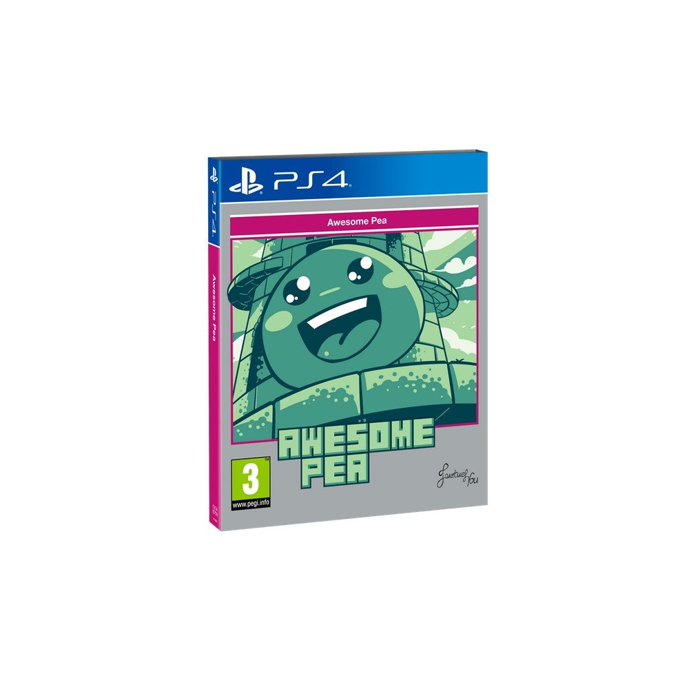 AWESOME PEA PS4 FR NEW(RED ART GAMES)