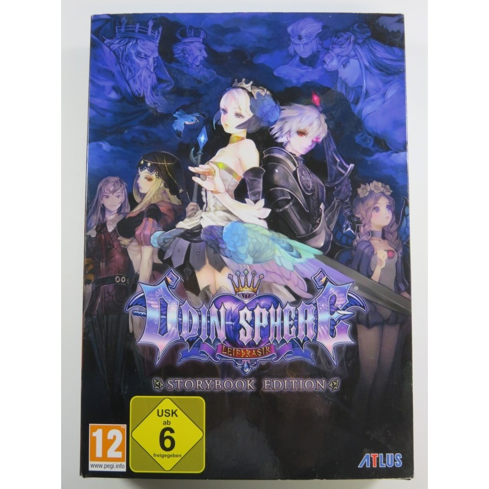 ODIN SPHERE LEIFTHRASIR STORYBOOK EDITION PS4 UK OCCASION