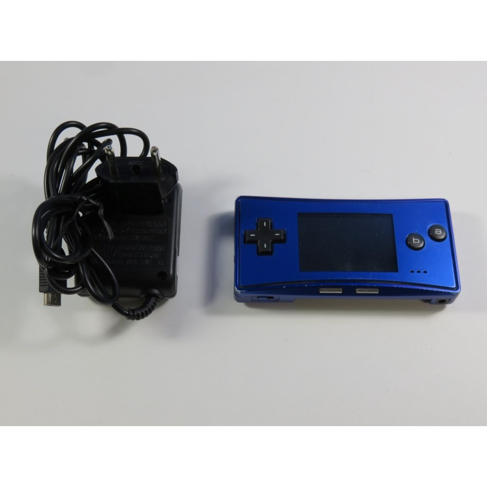 CONSOLE GAMEBOY MICRO (GBA) OXY-001 EURO (LOOSE - GOOD CONDITION)(SERIAL MEF10310060)