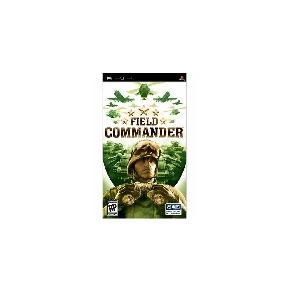 FIELD COMMANDER PSP USA OCCASION