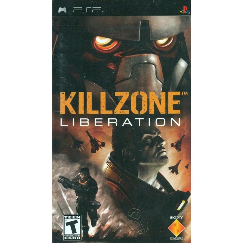 KILLZONE LIBERATION PSP USA OCCASION