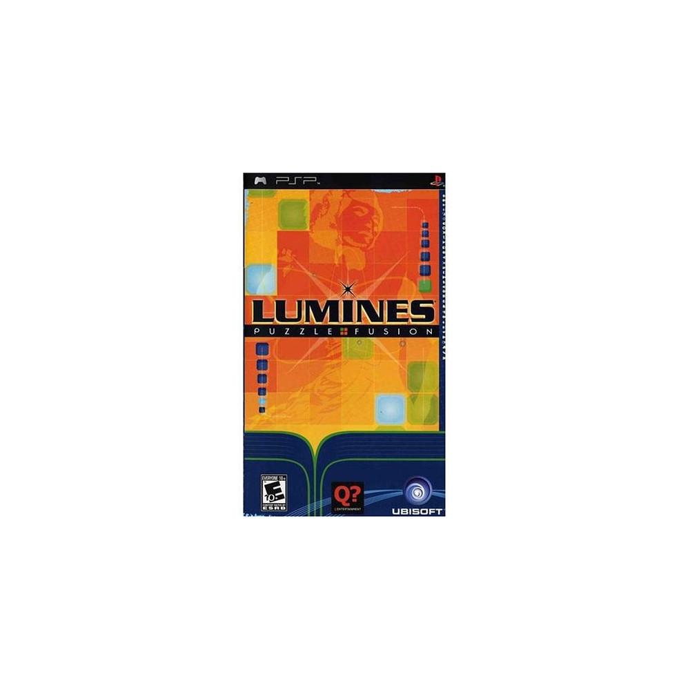 LUMINES PSP USA OCCASION