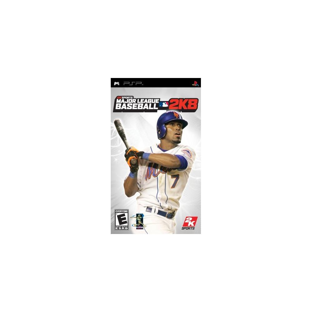 MAJOR LEAGUE BASEBALL 2K8 MLB PSP USA OCCASION
